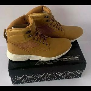 Xray High Top Wheat Sneakers Boots Size 9.5